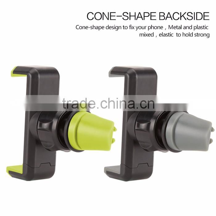 Chinese Professional manufacturer annaijia New Design New Arrival Car Vent Holder for Mobile Phones, Car Air Vent Clip