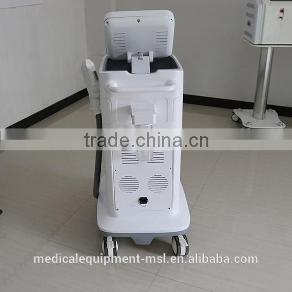 MSLOP01-4 Super Permanent OPT Laser Hair Removal/Laser & SHR IPL Hair Removal Machine