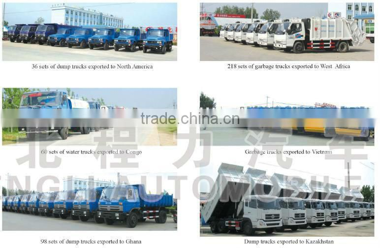CLW 3 axles Aluminum Alloy oil tanker trailer 55000L