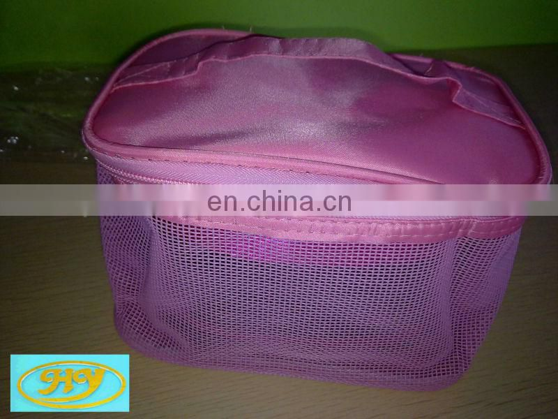 2017 China latest personalized Cosmetic Bag PU cosmetic bag