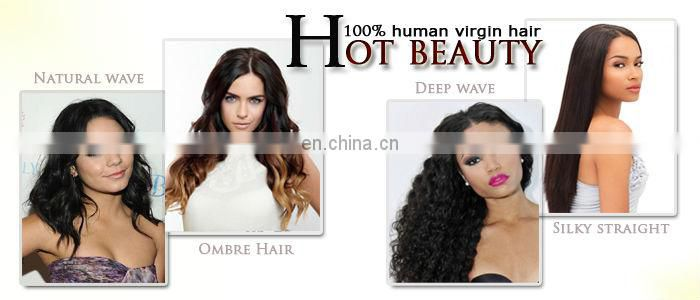 Good Quality Hair Only 100% Goddess Hair Virgin Hair Weave