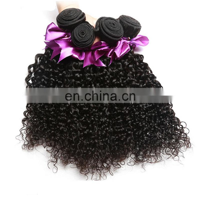 Perfect Weave 100% Human Remy Virgin Hair Unprocessed Virgin Malaysian Hair, Cheap Different Types of Curly Weave Hair