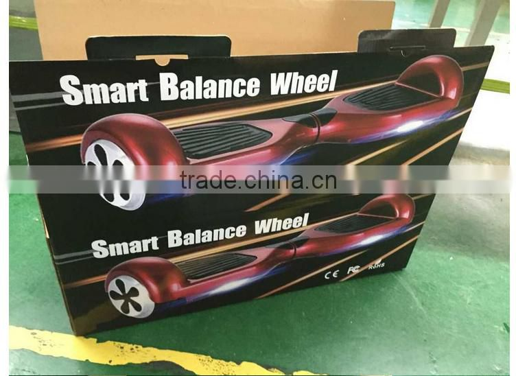 Hot sale Manufacturer 36V Self Balance electric standing scooter two wheeled motorized scooter