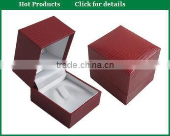beautiful gold bowtie double paper ring box