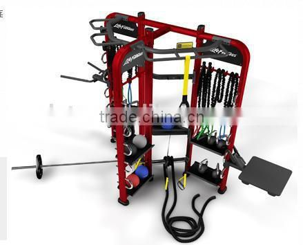 crossfit equipment/Crossfit gym equipment synergy 360 for sale Multi StationTZ-360T