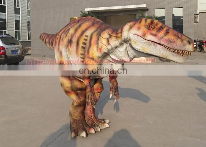 mascot costumes china adult-dinosaur-costume
