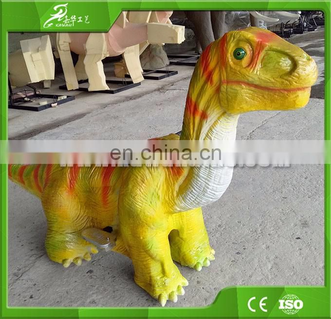 KAWAH Lovely Battery Operated Toy Dinosaur Car for Children