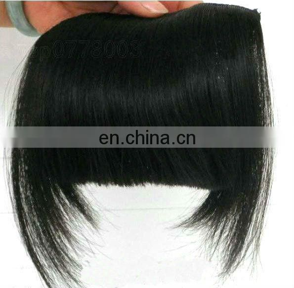 Hot Beauty Hair Extension Bangs