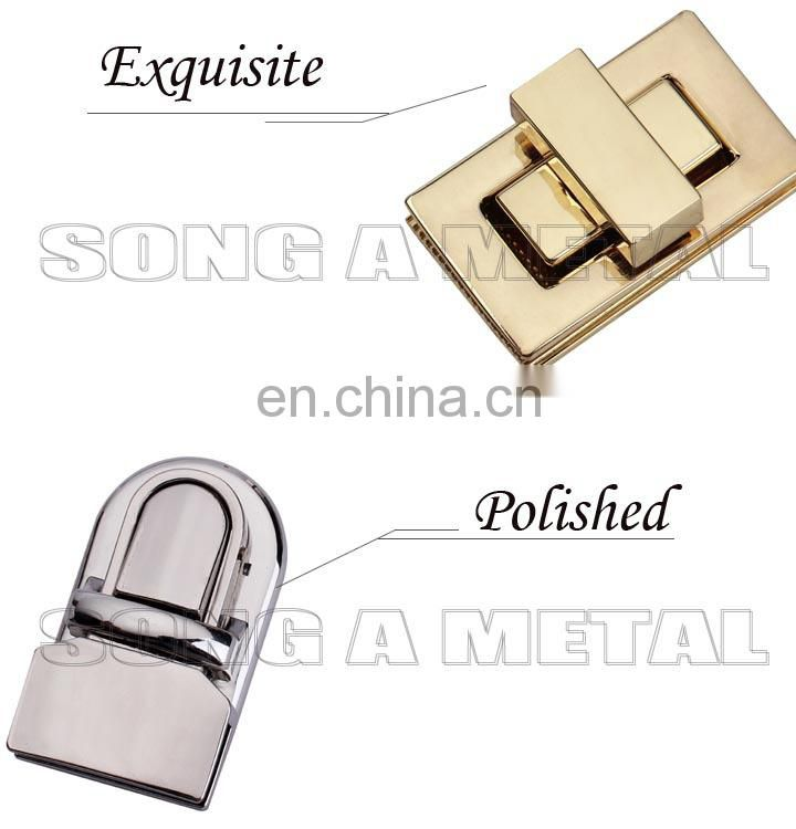 Luxury Zinc alloy factory price twist lock