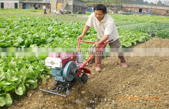 HT135E 10HP electric diesel cultivator with factory price