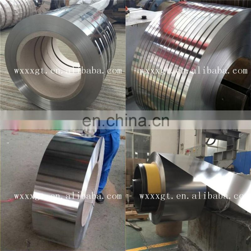 Cold rolled full hard 904L 201 stainless steel strip in coils