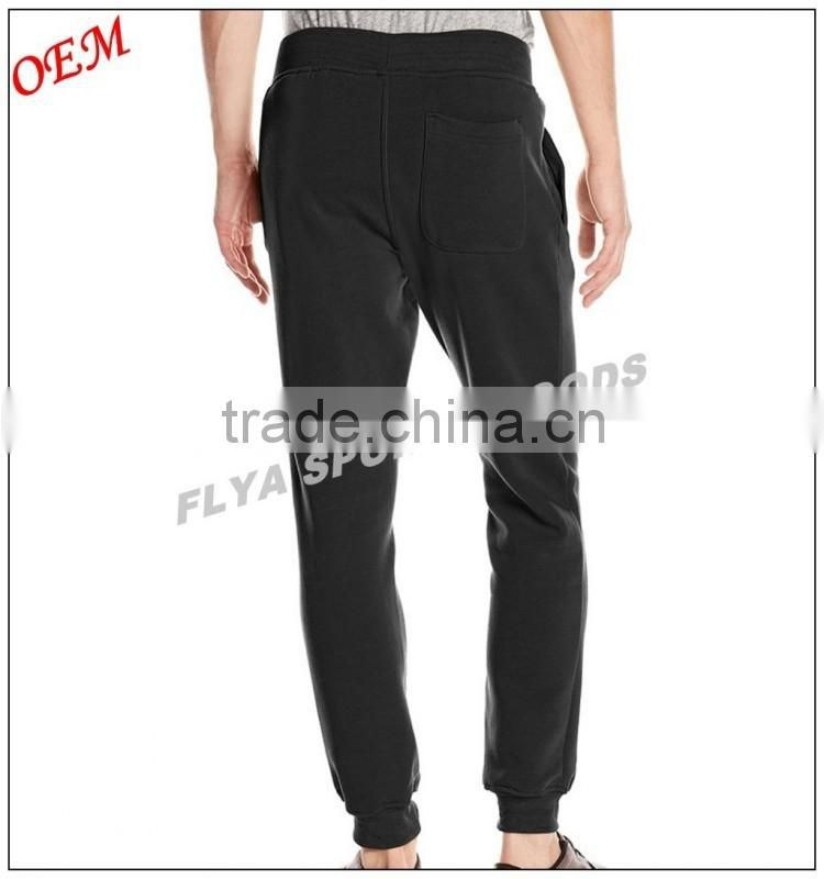Wholesale New Design Gym Sport Custom Men's Active Basic Jogger Pants