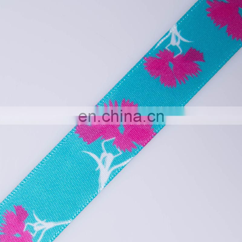 wholesale custom printed celebrate it ribbon for wedding