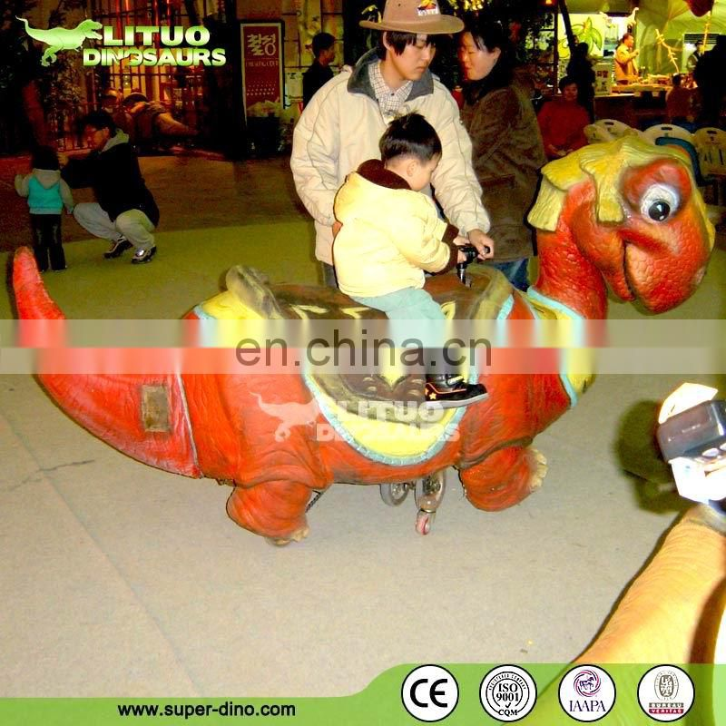 Funny Animal Kid Rides