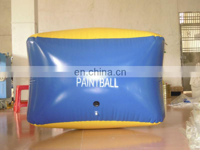 51 bunkers Inflatable Paintball Game/Inflatable Bunkers/Paintball Field