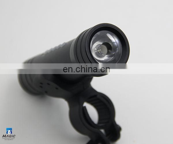Multi Funcion Aluminum Alloy Bicycle Light with Speaker and Charger