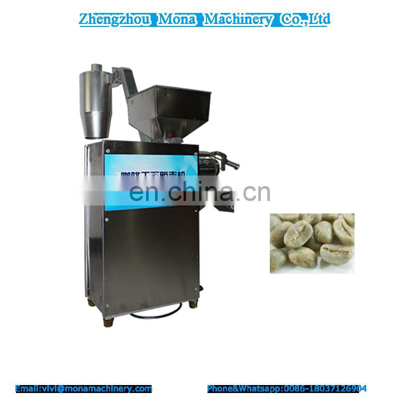 high efficiently 100 kg 200kg ,1000kg dry coffee bean parchment peeler coffee bean huller