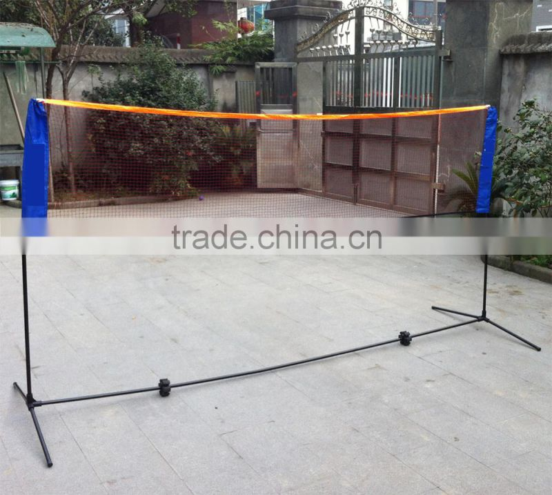 Portable And Adjustable Badminton / Volleyball/ Tennis Net With Stand