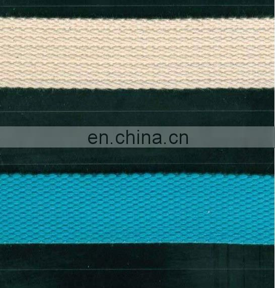 Colorful Plain Weave Webbing