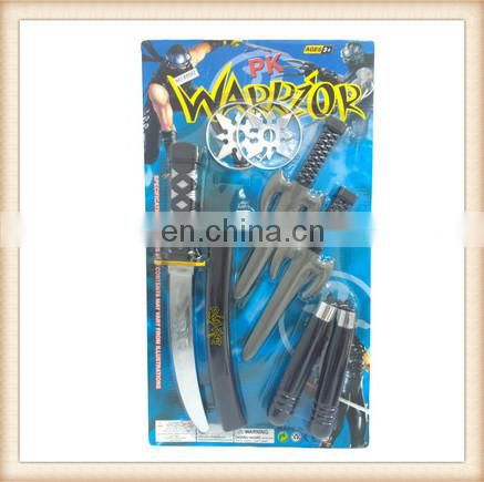 nunchakus darts plastic toy sword