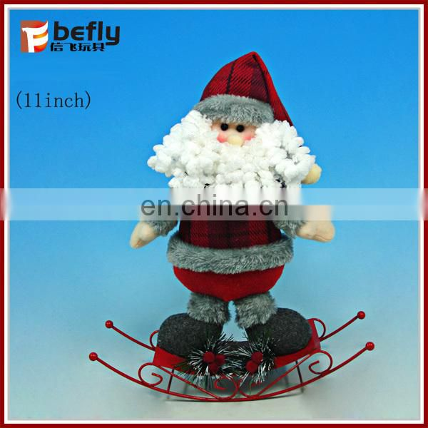 "11"" sonwman christmas decoration items"