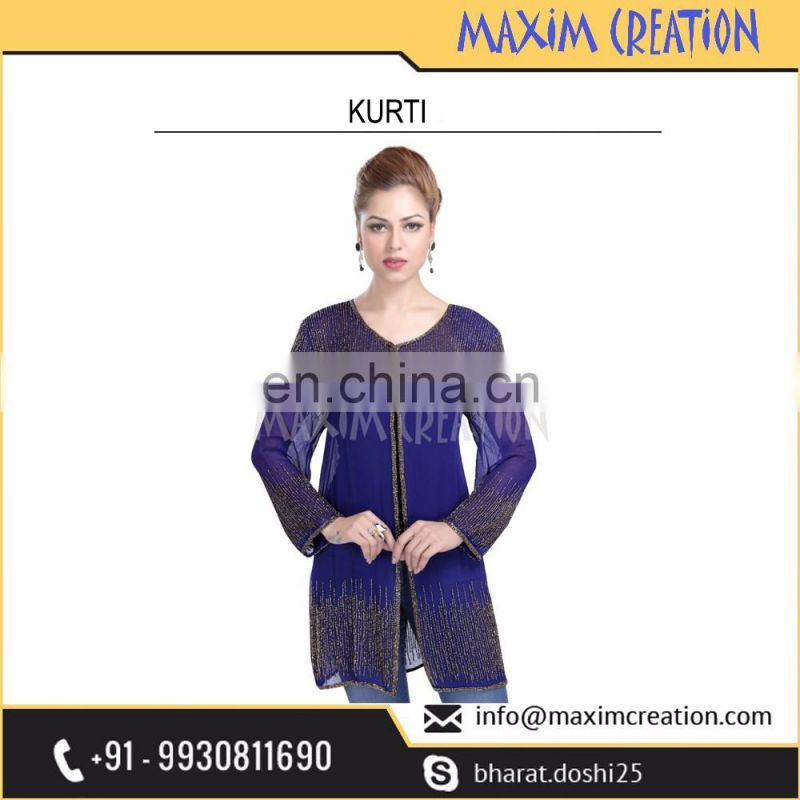 Exclusive Kurti Caftan For Daily Use By Maxim Creation 6151