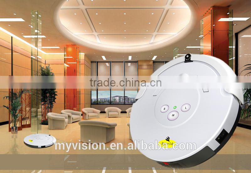 Remote controller mini vacuum cleaner / 14.4V working voltage of main engine motor for vacuum cleaner