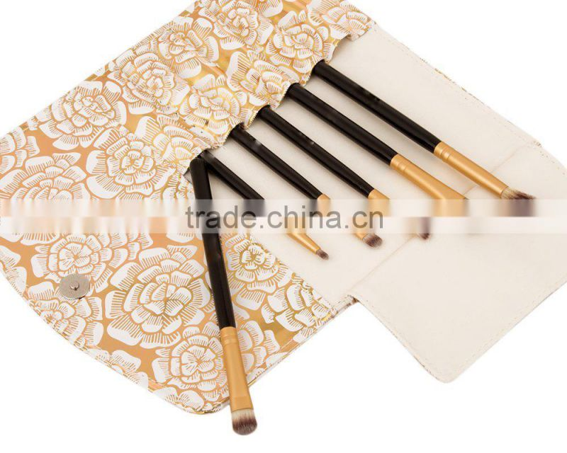 6 Unit Essential Makeup Eye Shawdow Brush Kit Cosmetic Brush Set