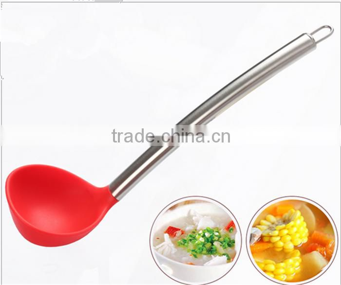High-grade different types of ladle,Handle stainless steel kitchenware different types of ladle,Low MOQ different types of ladle