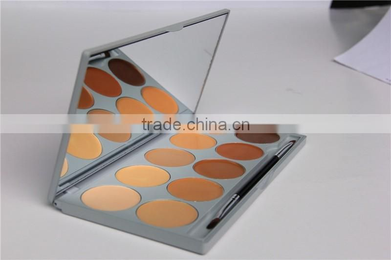 skin bleaching cream Pro 10 Colour Camouflage Concealer Makeup Palette, best concealer for dark circles