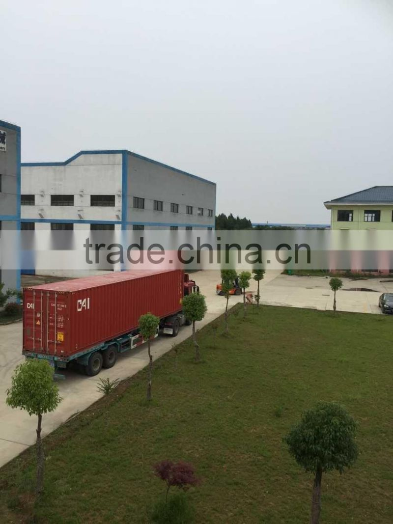 WJM-2 model non woven geotextile production line