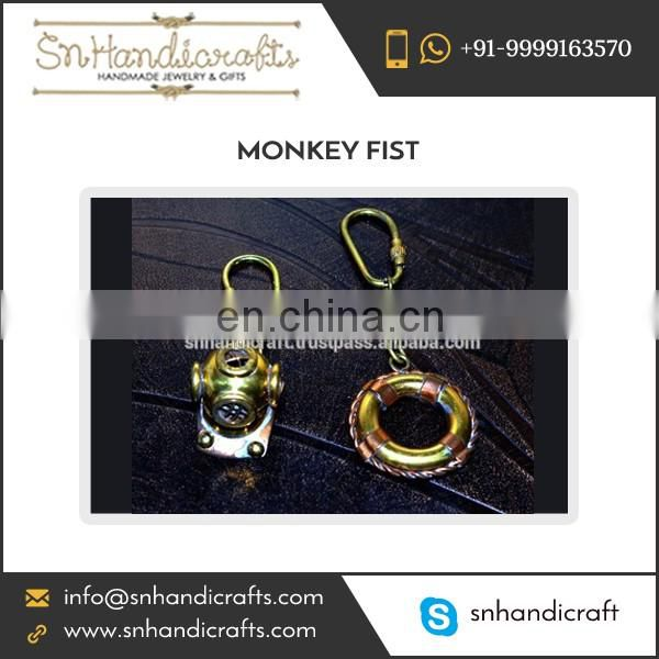 Genuine Supplier Supplying Monkey Fist Knot Nautical at Lowest Price