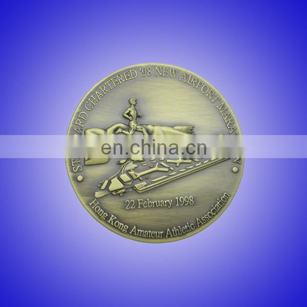 custom antique silver chinese coin