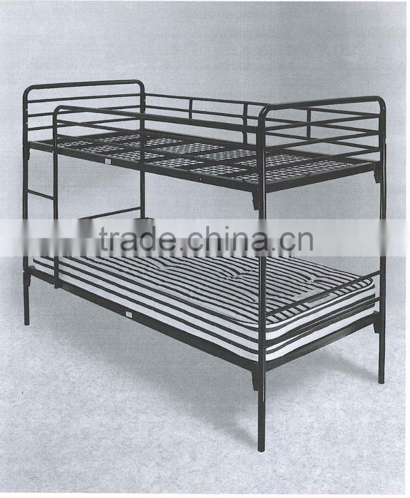 adult metal triple bunk bed /bunk bed 3 layers cheap bunk beds 3 levels bunk bed bunk beds 3