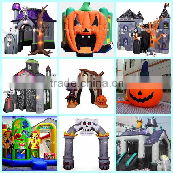 Branded cheap halloween ceramic pumpkin decorations