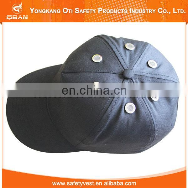 Head protection Light weight good head safety cap bump caps