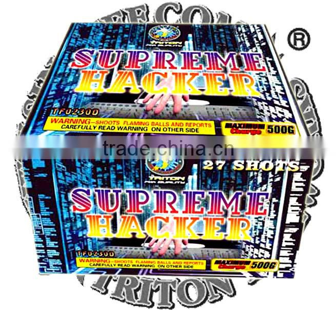 Robot Battle 12 Shots/fireworks cake/wholesale fireworks/UN0336 1.4G consumer fireworks/fireworks factory direct price