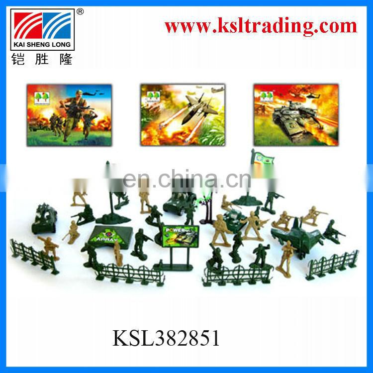 kids mini plastic military toy guns