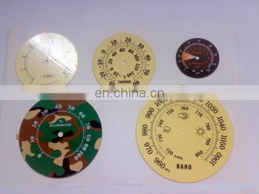 Watches for Parts Type Luminous Watch Dial applied index