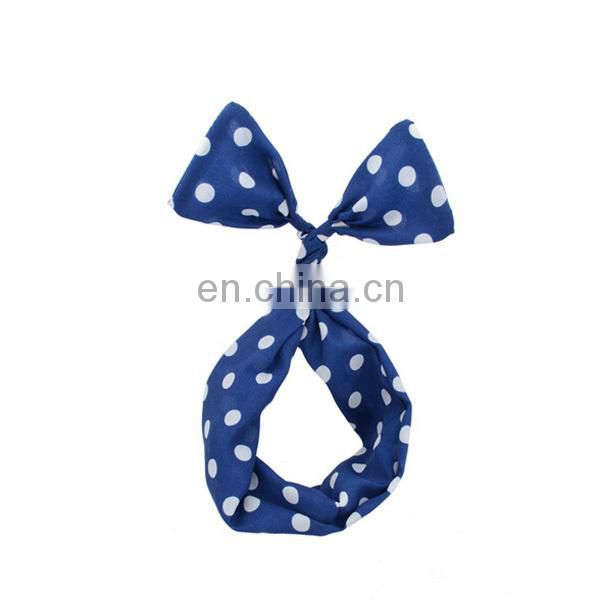 Wholesale lovely girls flower headband hairband