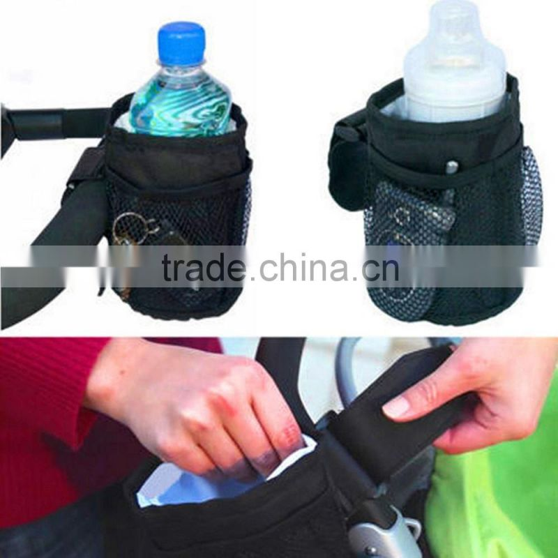 Water bottle carry bag cooler bag stroller milk bottle organizer