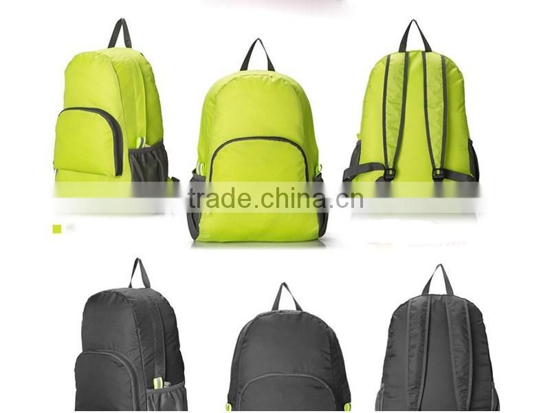 Outdoor Camping Hiking Bag Waterproof Nylon Backpack Beach Sports