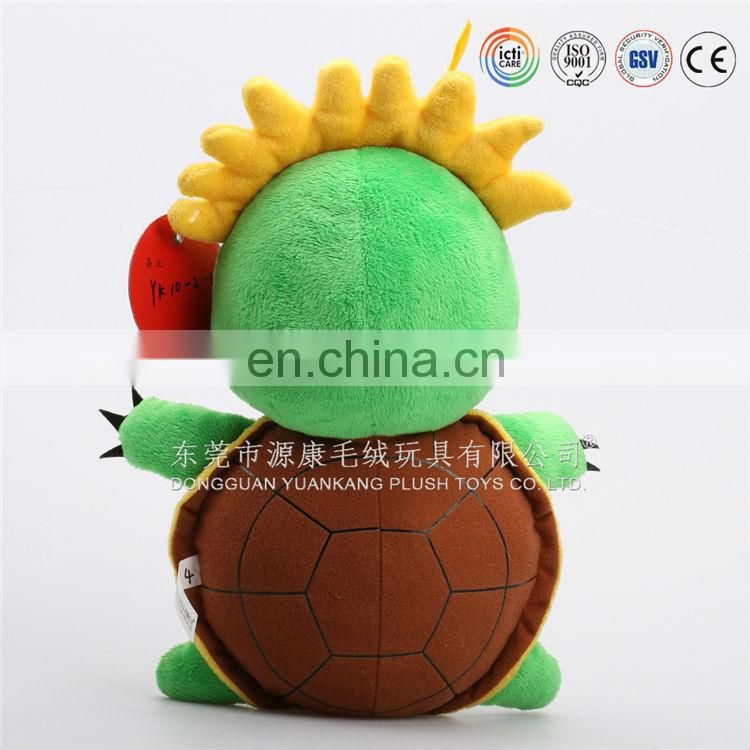 Factory direct sale lovely best selling stuffed crocodile doll