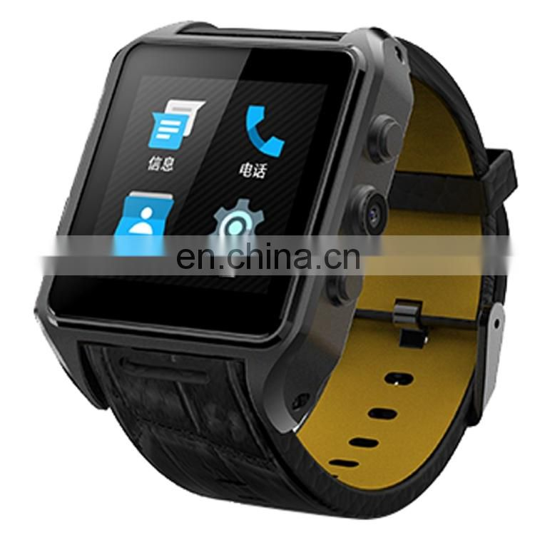 X01Plus Smart Watch Phone, 1GB+8GB 1.54 inch Android 5.1, IP65 Waterproof Heart Rate / Music Play / GPS / WIFI / Camera
