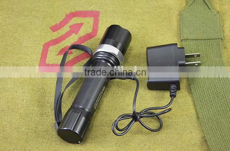 Most Powerful Zoom Flashlight Torch LED Set