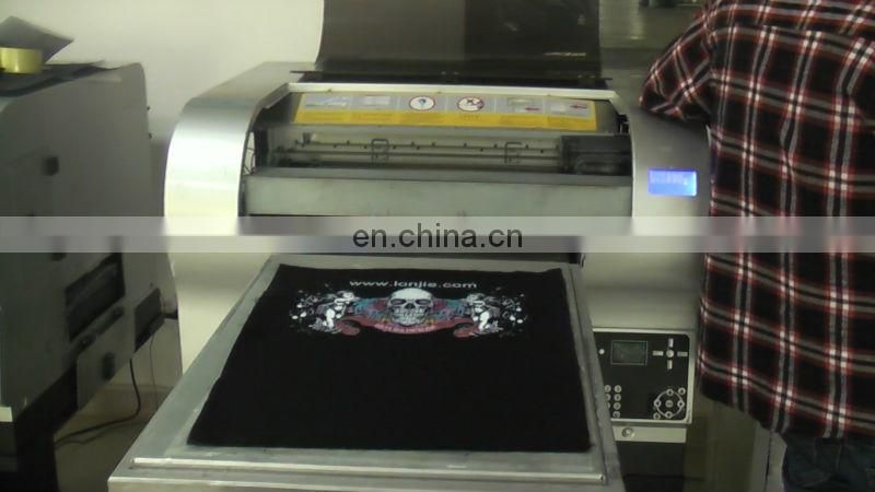 SLJET cotton rose bamboo print fabric inkjet printer printing machine