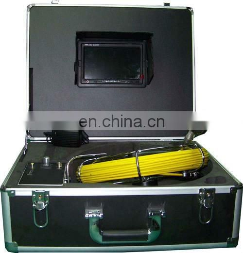 Best Price Underwater Sewer Pipe Inspection System TEC-Z710