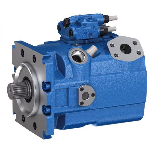 R902500505 1800 Rpm 118 Kw Rexroth A10vo71 Axial Piston Pump Image