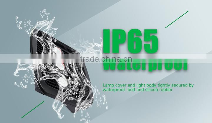 AC85-265v High lumen IP65 LED Lamp Waterproof DMX RGB Color Changing Outdoor LED Flood Light 100w