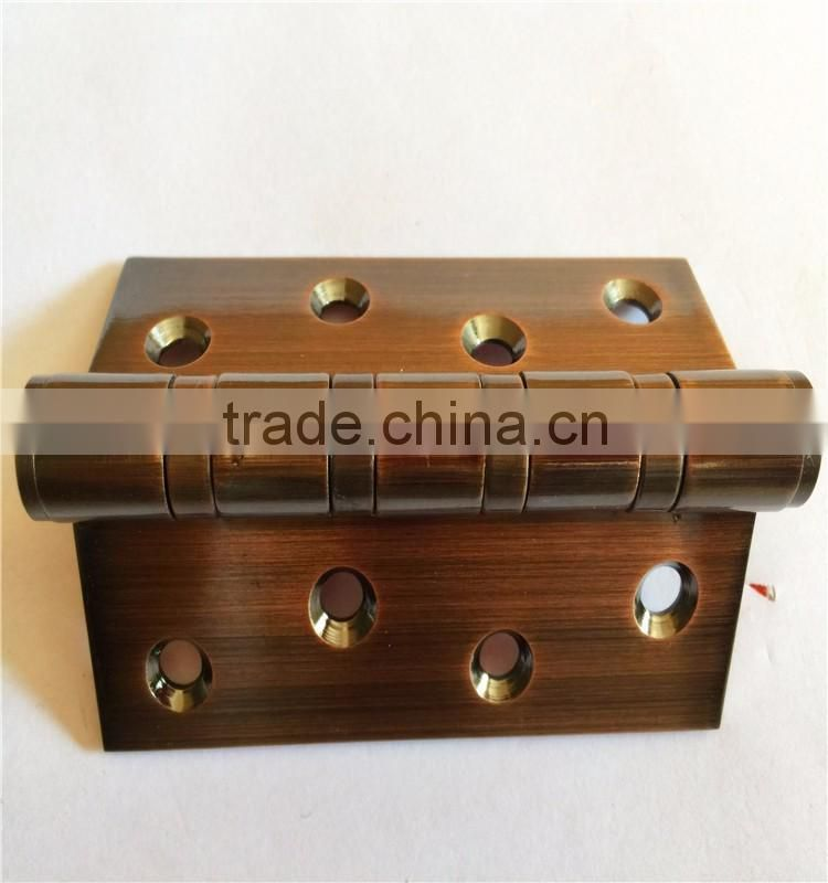 Ball Bearing Of Stainless Steel Type Of Door Hinge